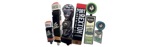Beer Tap Handle, creative marketing, beer marketing, kombucha, cider, wine, tap handle