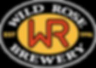 wild rose brewery, tap handles, beer tap handles, tap handles canada, beer branding, brewery branding