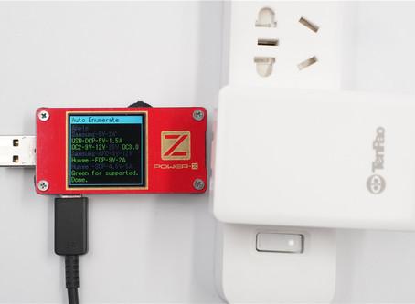 筆記型電腦好伴侶,天寶集團65W氮化鎵充電器