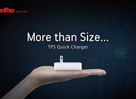 5G來臨,TP-Power厚積薄發。