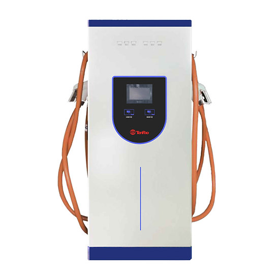 120KW DC Charging Station (Dual Head)