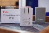 天寶集團發佈65W超薄PD快充充電器:內置氮化鎵