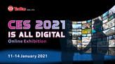 誠邀您參觀CES 2021 ALL-DIGITAL舉辦的網上展