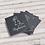 Thumbnail: Personalised Slate Dragon Coasters