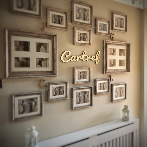Cartref - Wall Decor