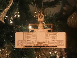 Christmas Bauble - F1