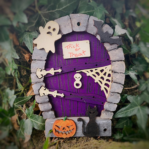 Fairy Door Halloween Set (see video)