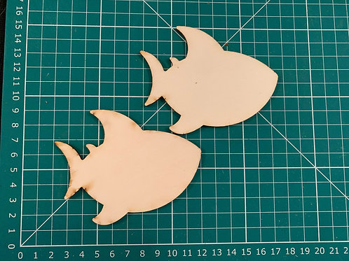 Shark Outlines