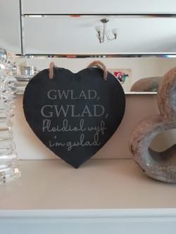 Slate Heart - Gwlad Gwlad