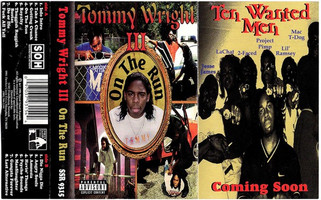 #TBT TOMMY WRIGHT III - ON THE RUN (1996)