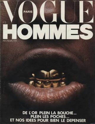 VOGUE HOMMES (1975)