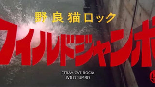 Stray Cat Rock: Wild Jumbo (1970)