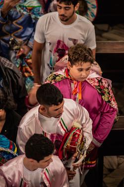 ILHABELA, SP, 21.05.2017 - MISSA DOS CONGOS-21
