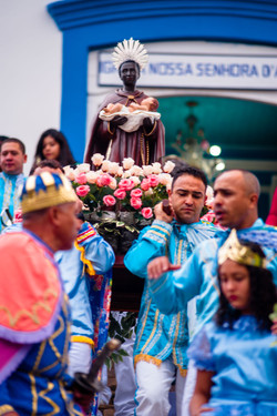 ILHABELA, SP, 21.05.2017 - PROCISSÃO DE SÃO BENEDITO-2