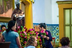 ILHABELA, SP, 21.05.2017 - MISSA DOS CONGOS-27