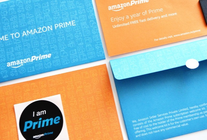 Amazon Prime Welcome Kit