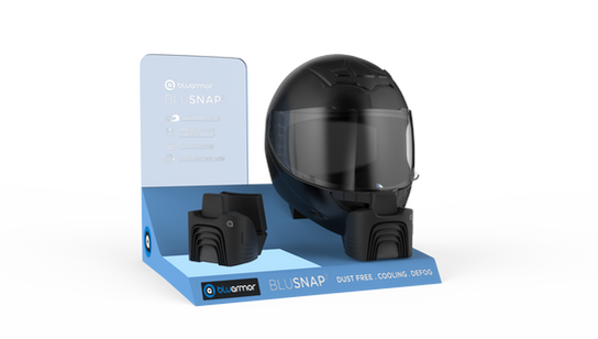 Blu Armour In counter VM Kit