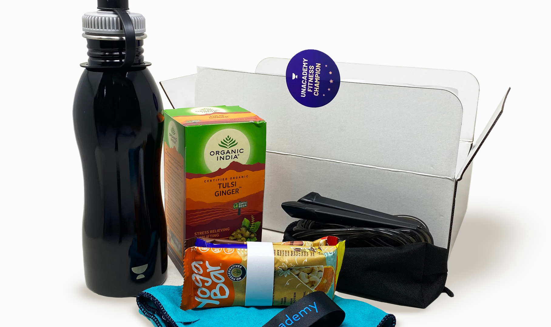 Unacademy Fitness League Hamper