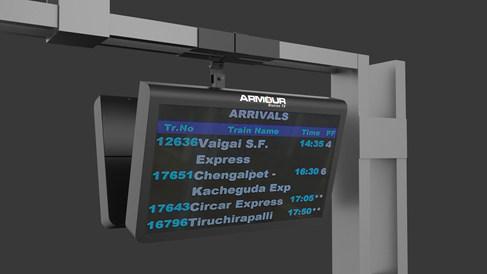 Armour Digital Communication Display System