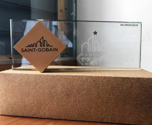 St. Gobain Annual Excellence Award