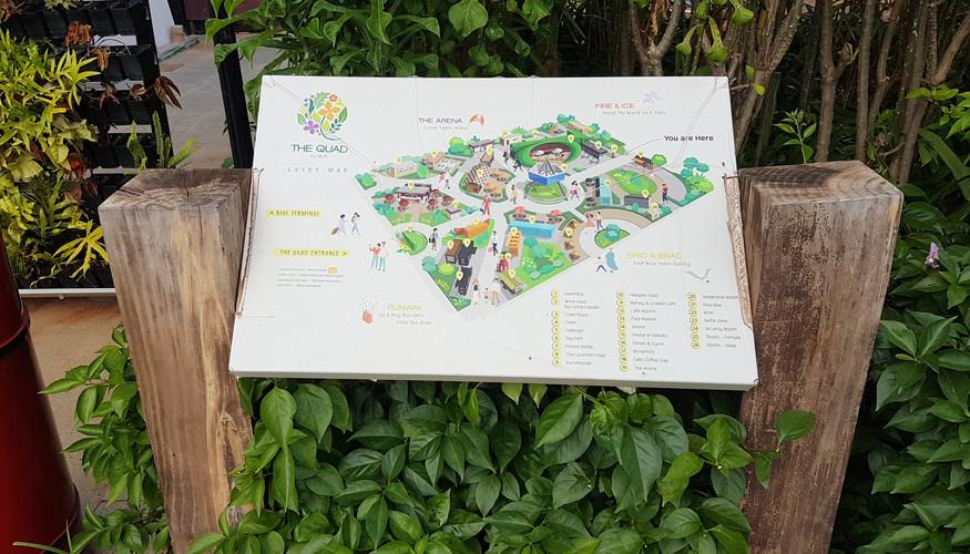 BIAL Retail Plaza  - Navigation Map