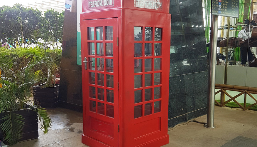 BIAL Retail Plaza - Telephone Booth