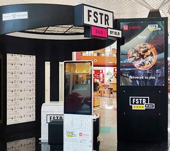 FSTR - Airport Store & Kiosk