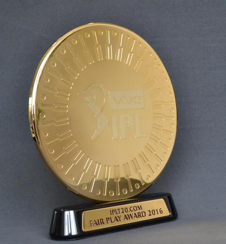IPL Fair Play Award