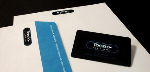 Toozio Brand Collateral