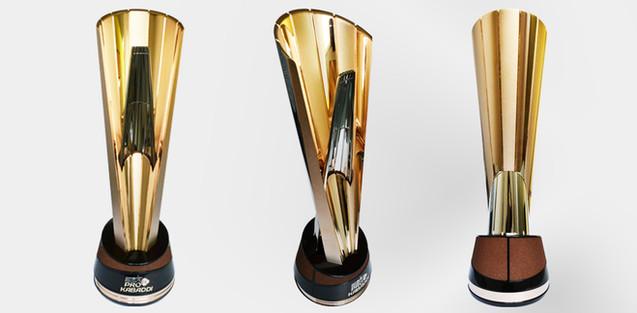 Pro Kabaddi League Mens Trophy