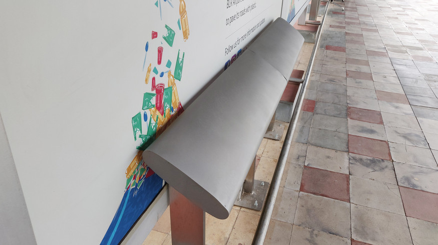 BIAL Standing Seat