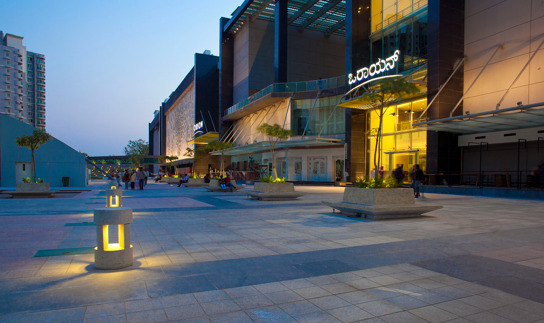Orion Mall Signage
