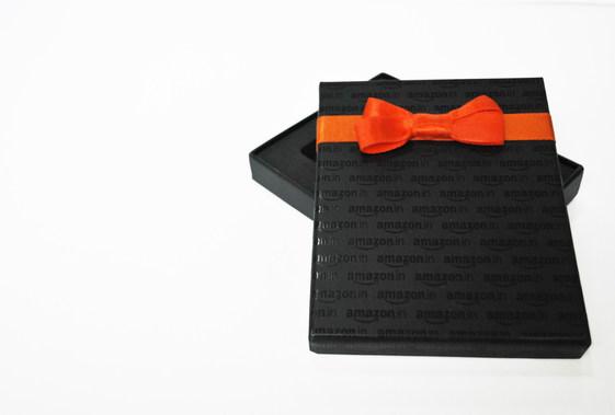 Amazon Gift Card Boxes