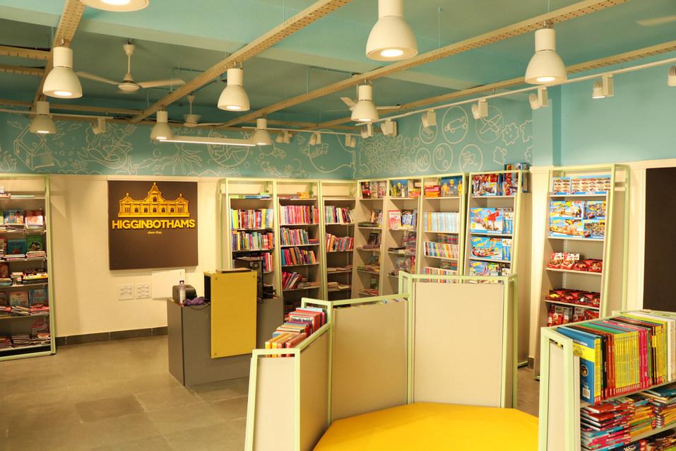 Higginbothams Book Store