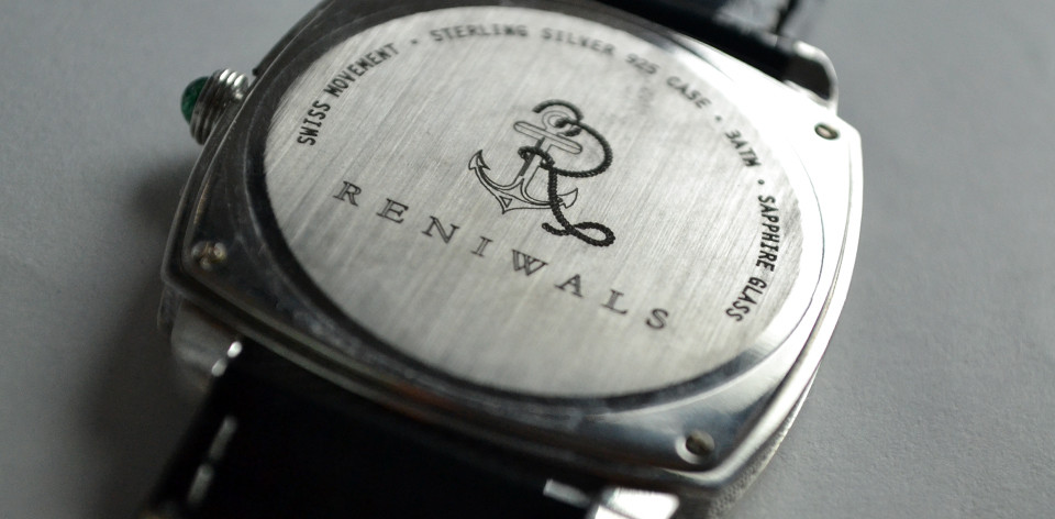 Custom Watch for Goyal & Co.
