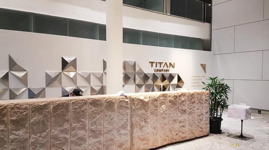 Titan Vision Wall