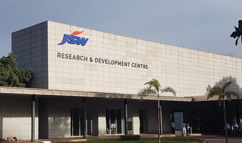 JSW R&D Centre Signage