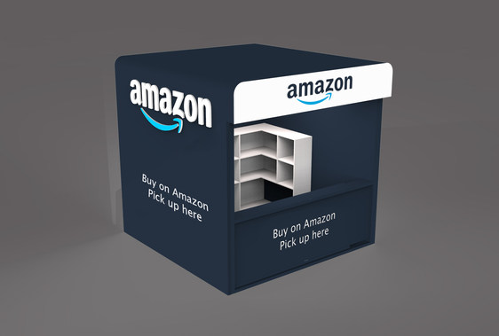 Amazon Kiosks