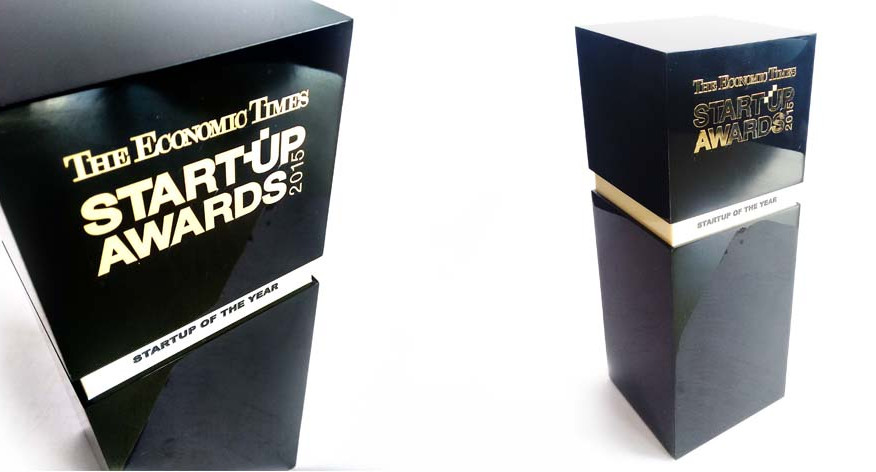 ET StartUp Awards Packaging