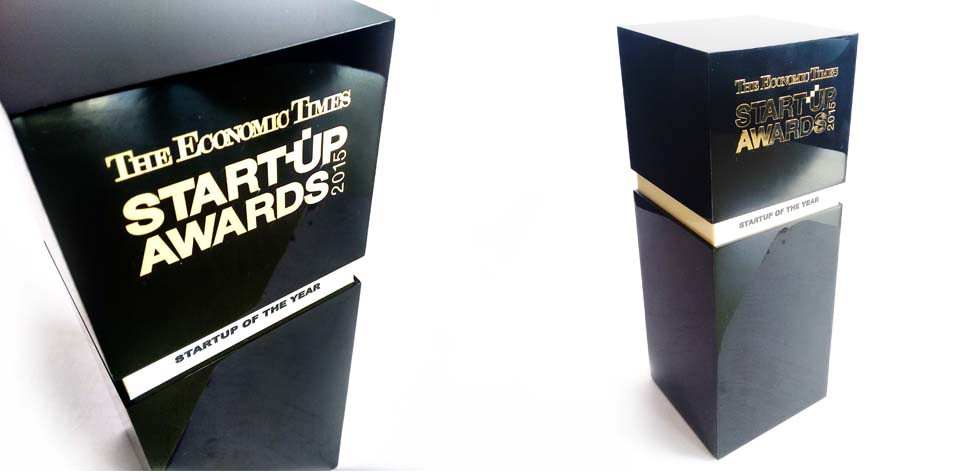ET StartUp Awards Packaging