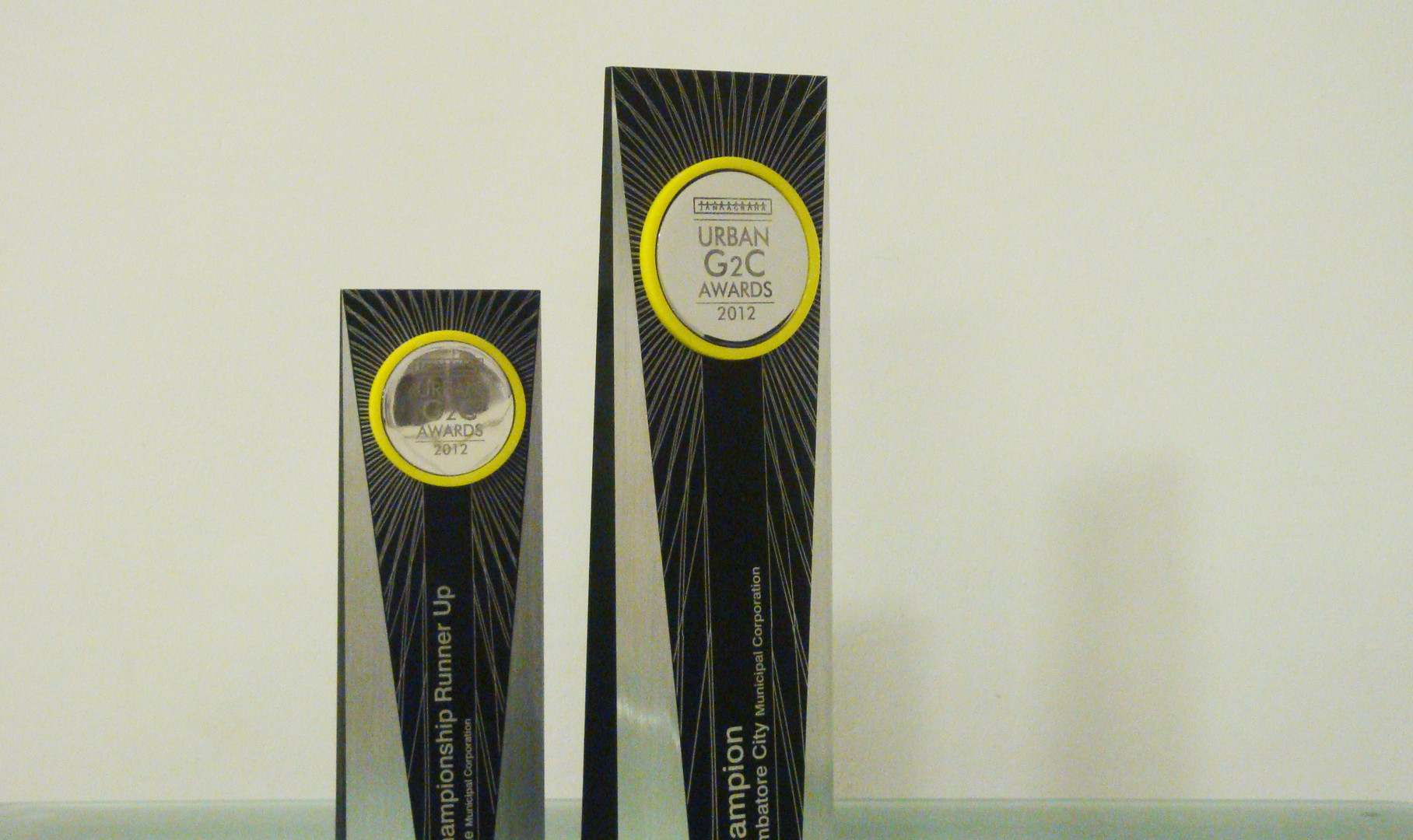 Jana Urban G2C Awards