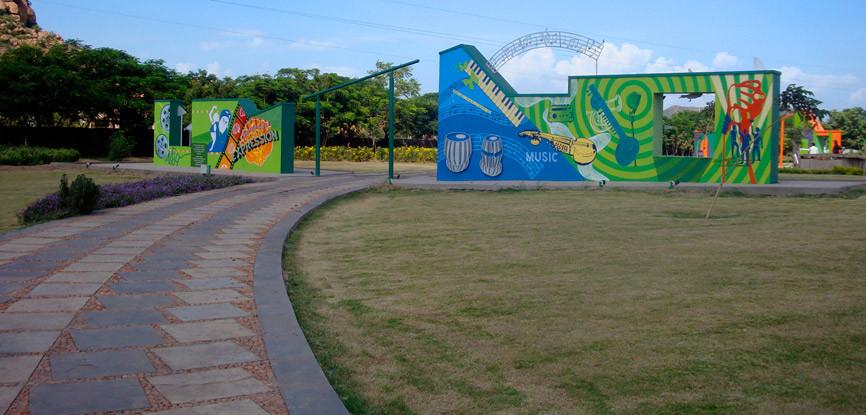 JSW Freedom Park