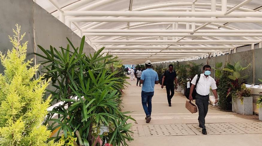 BIAL Walkway
