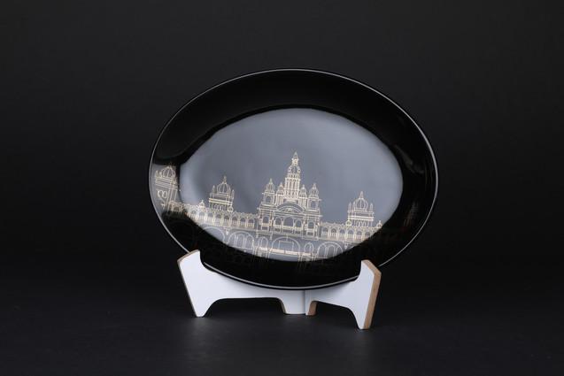 IBM Mysore Palace Souvenir