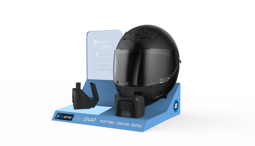 Blu Armor VM Kit
