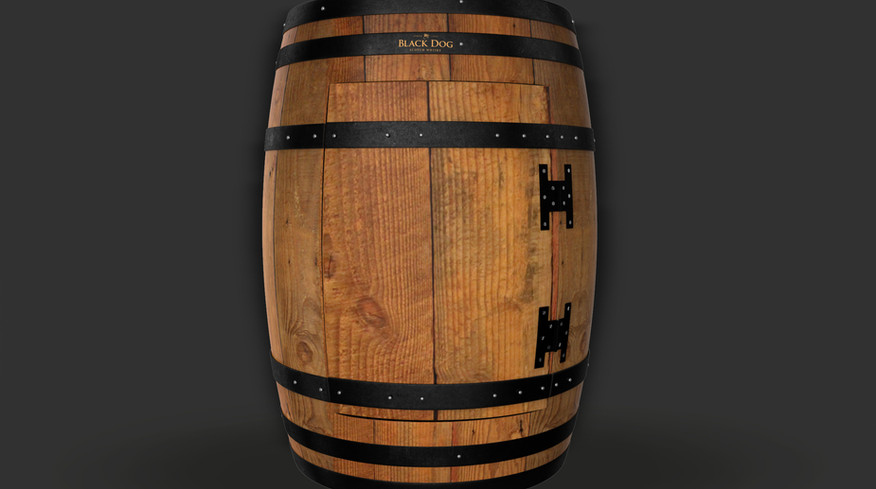 Black Dog Barrel