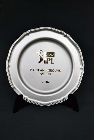 IPL Pitch & Ground Award