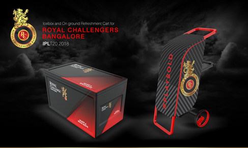 RCB Brand Collateral for Stadium