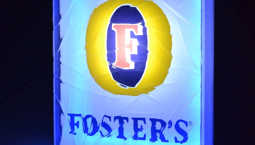 Fosters Brand Collateral