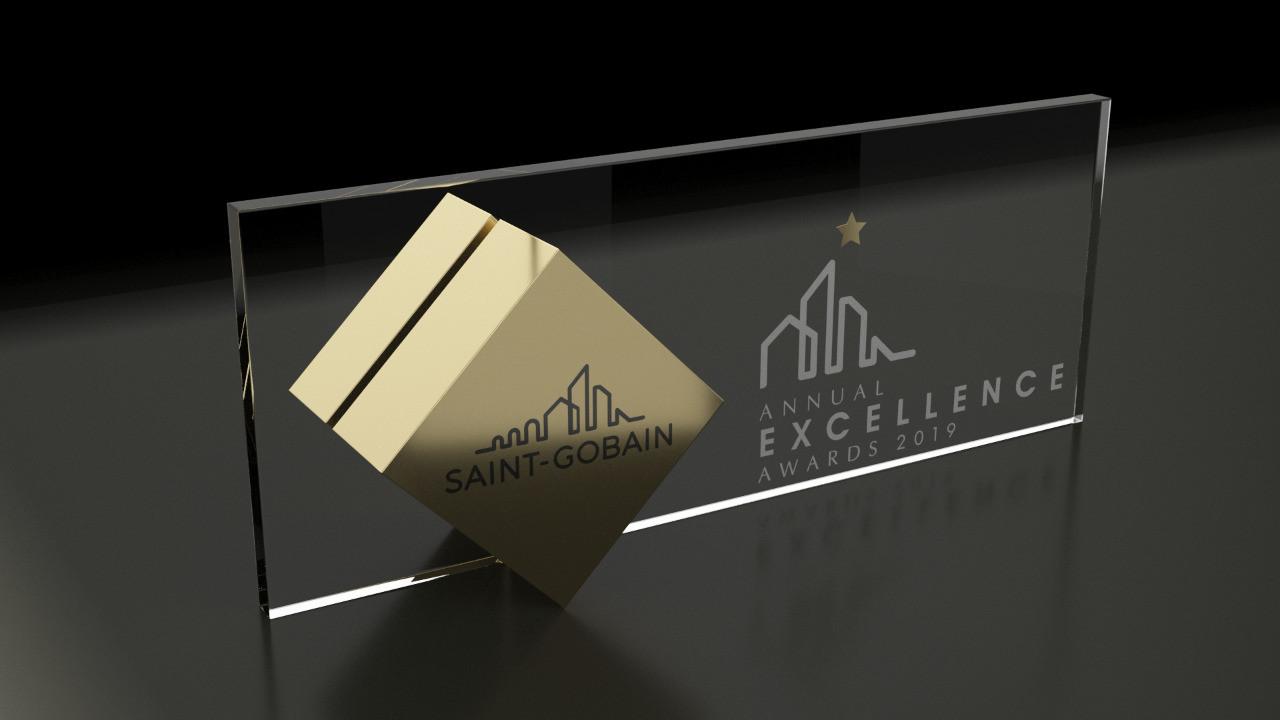 St. Gobain Annual Excellence Award